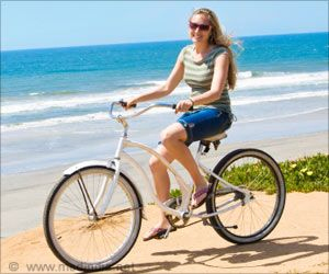 Cycling, Rowing Is Beneficial for Obesity and Type 2 Diabetes