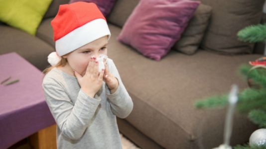 Please Stay Home If You Are Sick This Christmas