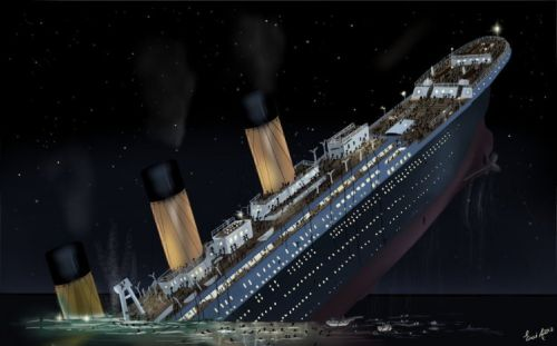 Adverse space weather may have been responsible for the RMS Titanic shipwreck, study suggests