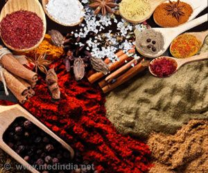 Adding Spices to Your Meal may Help Lower Inflammation