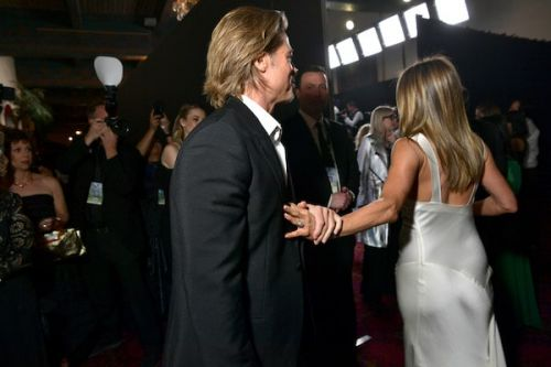 The Internet Is Dying Over These Brad Pitt And Jennifer Aniston Photos