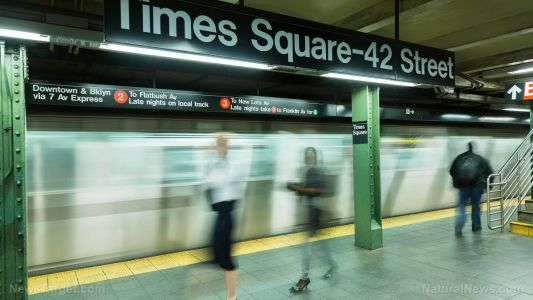 New York City's coronavirus disinfection program: Subway trains to be blasted with ultraviolet-C rays every night to kill the virus