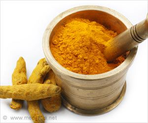Turmeric Supplement Effective for Osteoarthritris Knee Pain