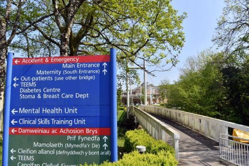 Under-threat A&E at Royal Glamorgan recruits two new consultants