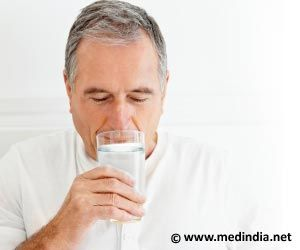 Older Men Need to Stay Hydrated: Study