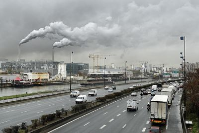 Diesel fumes' nanoparticles cause heart disease by just BREATHING polluted city air