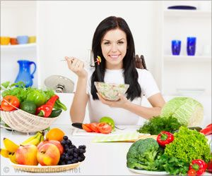 Eating High Fruits and Vegetables May Reduce Risk of Breast Cancer