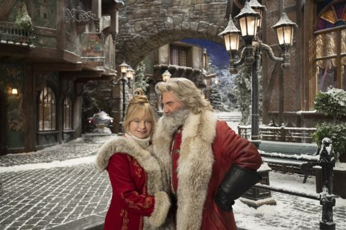 'The Christmas Chronicles 2' To Star Real-Life, Iconic Couple, Kurt Russell And Goldie Hawn