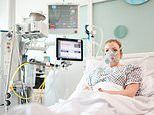 What happens to coronavirus patients when they are admitted to intensive care?