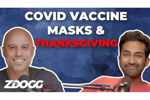 Danish Mask Study, COVID Vax, and Thanksgiving Messaging Fail