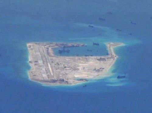 While U.S. deals with Wuhan virus pandemic, China tries to take advantage of distraction by expanding in South China Sea