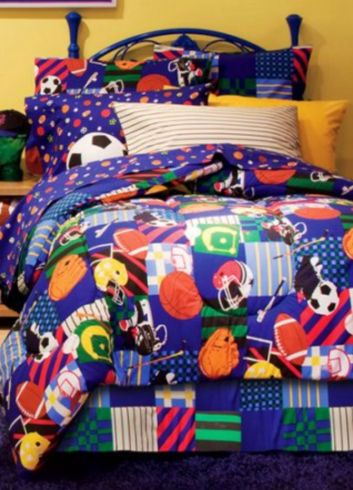 Holiday Gift Guide For Kids Who Love Sports