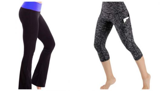 The Best Yoga Pants On Amazon For Under $30