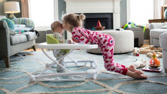 Pediatricians Want Baby Walkers Banned