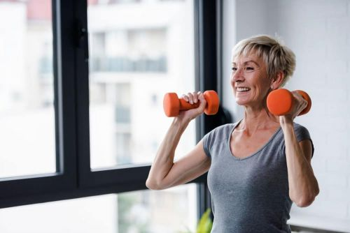 Vitamin D May Play a Key Role in Muscle Strength in Older People