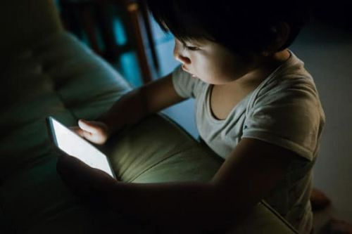 Why Screen Time Before Bed Is A No-No For Kids