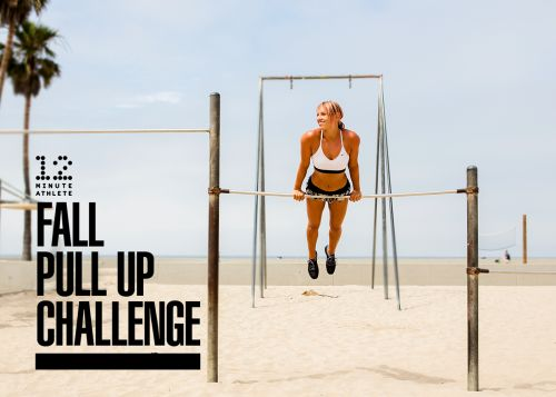 Get Ready for the Fall Pull Up Challenge