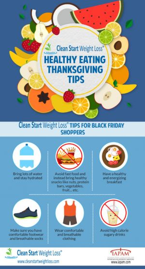 Black Friday Weight Loss Tips