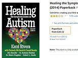 Amazon sells 'autism cure' books, including one which suggests children drink BLEACH
