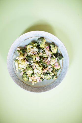 Broccoli Salad With Ranch Dressing