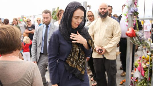 New Zealand PM Jacinda Ardern Makes Shooter 'Nameless'