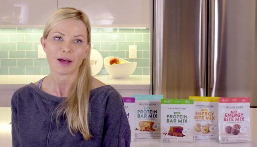 Creation Nation founder: 'We're creating a new category' with no-bake, protein bar dry mixes