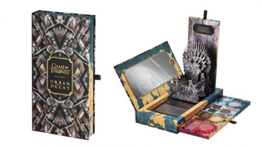 Urban Decay Is Releasing A Stunning 'Game Of Thrones' Makeup Line