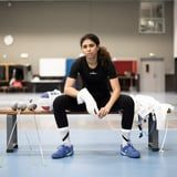 Foil Fencer Ysaora Thibus Is Addressing Racial Justice Head On as She Prepares For the Olympics