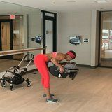 This Fitness Guru Did a Workout With Her Baby's Stroller, and It Looks Pretty Damn Hard