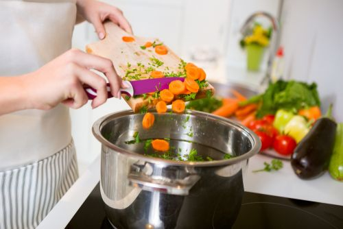 Does Cooking Vegetables Lead to a Loss of Minerals Such as Magnesium?