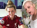 Schoolgirl, 16, was pulled out of a GCSE exam to be told she had cancer