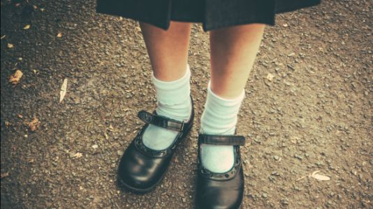 Let's Be Clear, My Preschooler's Outfit Isn't The Problem