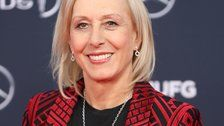 Tennis Legend Martina Navratilova On Trans Athletes Competing: 'Insane and Cheating'
