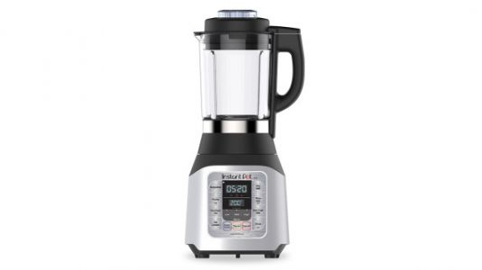 Instant Pot Just Made A Blender That Can Cook Things