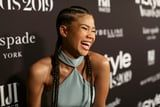10 Times Euphoria Star Storm Reid Looked Absolutely Fierce in the Gym