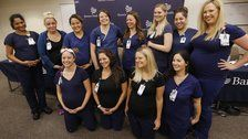 16 ICU Nurses At Arizona Hospital Are All Pregnant