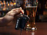 Just ONE pint or glass of wine could make you unsafe to drive: Scientists question drink-drive limit
