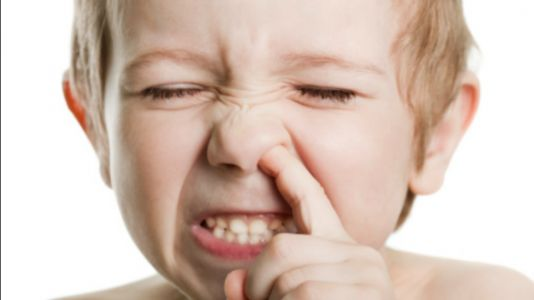 You Can Stop Worrying About Your Booger Eater