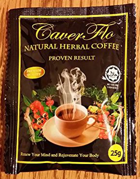 Instant coffee 'aphrodisiac' recalled by Caverflo; death reported