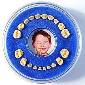 Why The Hell Are Parents Saving Their Kids' Teeth?