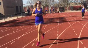 5k Pace Track Workout