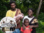 Baby on Vanuatu becomes first to be given vaccine delivered by drone