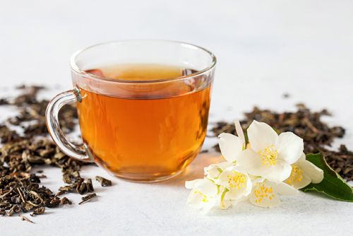 Fermented tea protects the liver from oxidative stress with antioxidant properties that regulate glucose levels