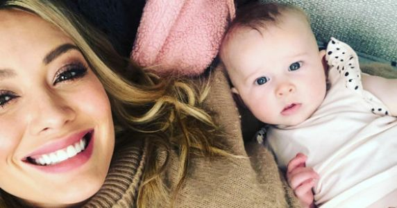 Hilary Duff Gets Majorly Mom-Shamed For Piercing Her Baby's Ears
