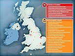 Coronavirus: Over 30 UK schools shut after half-term Italy trips