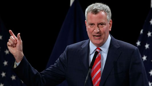 NYC Mayor De Blasio tells citizens: We own your bodies, and we can force you to be injected with anything we want