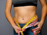 Hormone treatment burns post-menopausal belly fat