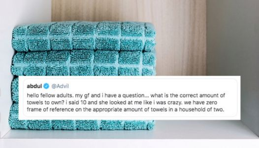 No One Can Agree On The Number Of Towels An Adult Should Own