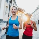 Running Fast Can Help You Lose Weight - Here's the Right Way to Do It, an Expert Says