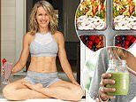 Fitness queen Lorna Jane Clarkson details EXACTLY what she eats in a day
